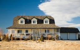 Het huis van de droom Royalty-vrije Stock Foto