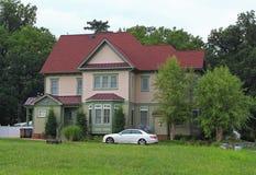 Het Huis van de droom royalty-vrije stock foto's