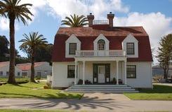 Het huis van de droom Royalty-vrije Stock Fotografie