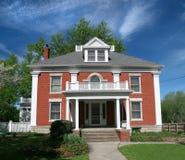 Het Huis van de familie Royalty-vrije Stock Afbeelding