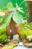 Het huis van de fee Royalty-vrije Stock Afbeelding