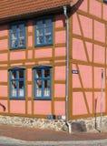 Het huis van de hoek Royalty-vrije Stock Foto