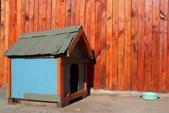Het huis van de hond Royalty-vrije Stock Foto's