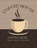Het huis van de koffie Royalty-vrije Stock Foto's