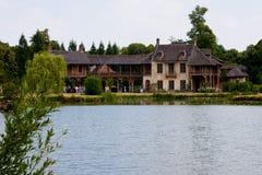 Het huis van de koningin (Maison DE La Reine) Royalty-vrije Stock Foto's