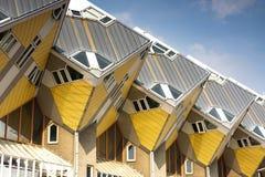 Het Huis van de kubus Stock Afbeelding