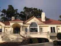 Het huis van de luxe Royalty-vrije Stock Afbeelding