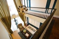 Het huis van de luxe Royalty-vrije Stock Foto's