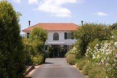 Het Huis van de luxe stock afbeeldingen