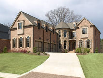 Het Huis van de luxe stock foto