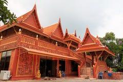 Het huis van de monnik Stock Afbeeldingen