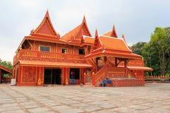 Het huis van de monnik Stock Foto