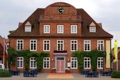 Het huis van de Nederlands-stijl Royalty-vrije Stock Afbeelding
