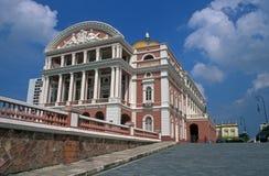 Het Huis van de opera Stock Foto