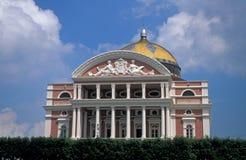 Het Huis van de opera Royalty-vrije Stock Afbeeldingen