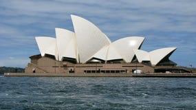 Het huis van de Opera van Sydney Royalty-vrije Stock Afbeelding