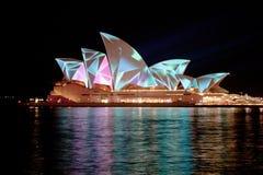 Het Huis van de Opera van Sydney Stock Foto