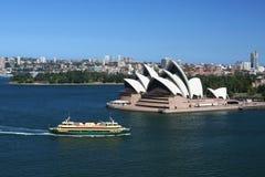 Het Huis van de Opera van Sydney stock afbeelding