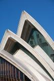 Het Huis van de Opera van Sydney in Sydney, Australië. Stock Afbeeldingen