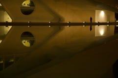 Het Huis van de Opera van Valencia Royalty-vrije Stock Foto's
