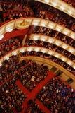 Het Huis van de Opera van Wenen stock foto's