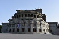 Het Huis van de opera in Yerevan, Armenië Stock Afbeelding