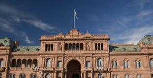 Het huis van de overheid Royalty-vrije Stock Afbeelding