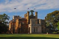 Het Huis van de Overheid van Sydney royalty-vrije stock afbeelding