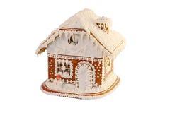 Het Huis van de peperkoek stock afbeelding