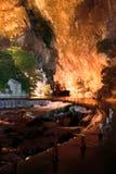 Het huis van de rivier en van het Derwisj Stock Foto