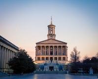 Het huis van de staat van Tennessee royalty-vrije stock foto