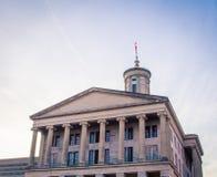 Het huis van de staat van Tennessee royalty-vrije stock afbeelding