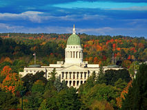Het Huis van de Staat van Maine Royalty-vrije Stock Foto's