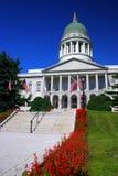 Het Huis van de Staat van Maine, Augusta Royalty-vrije Stock Foto's