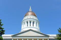 Het Huis van de Staat van Maine, Augusta Stock Foto
