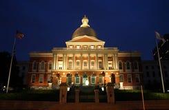Het Huis van de Staat van Massachusetts Royalty-vrije Stock Afbeelding