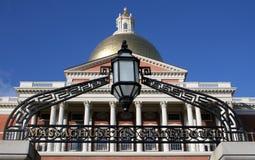 Het Huis van de Staat van Massachusetts Royalty-vrije Stock Afbeeldingen
