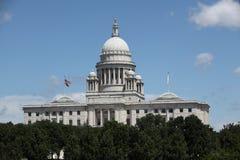 Het Huis van de Staat van Rhode Island   Stock Fotografie