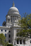 Het Huis van de Staat van Rhode Island Stock Foto's