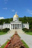 Het Huis van de Staat van Vermont, Montpelier Stock Foto's
