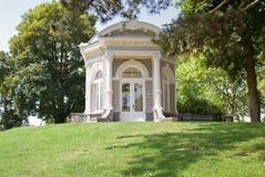 Het huis van de thee in park Royalty-vrije Stock Foto