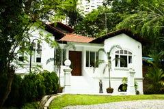 Het huis van de tuin Royalty-vrije Stock Afbeelding
