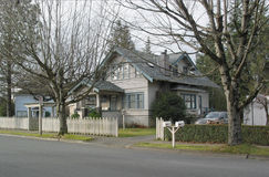 Het Huis van de vakman Royalty-vrije Stock Foto