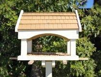 Het huis van de vogelvoeder Royalty-vrije Stock Fotografie