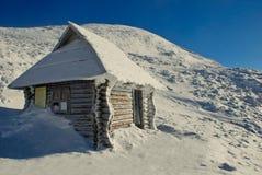Het Huis van de winter Stock Fotografie