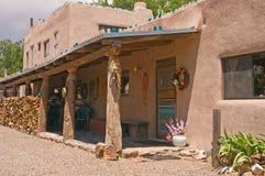 Het huis van de woestijn Royalty-vrije Stock Fotografie