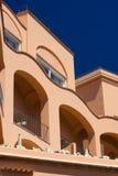 Het huis van de zomer in Capri Royalty-vrije Stock Foto's