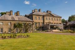 Het Huis van Dumfries in Cumnock, Schotland, het UK stock afbeeldingen