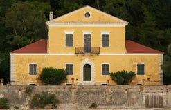 Het huis van een dichter royalty-vrije stock afbeeldingen
