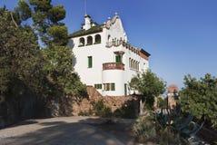 Het huis van Gaudì Royalty-vrije Stock Fotografie